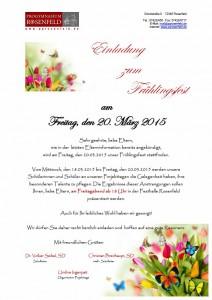 Frühlingsfest2015